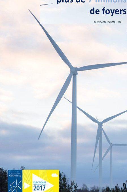 2016 : une année record pour l'éolien français