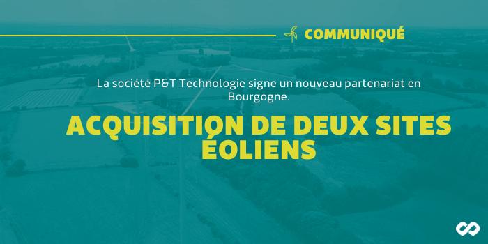La société P&T Technologie signe un nouveau partenariat en Bourgogne.