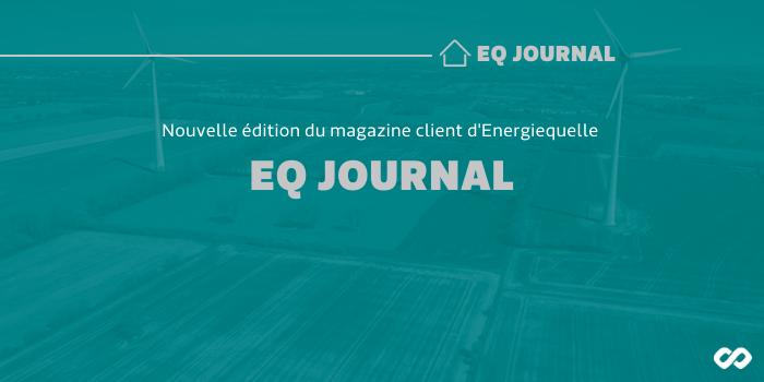Parution d'une nouvelle édition du magazine client Energiequelle GmbH – octobre 2019