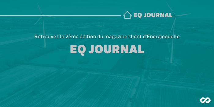 Energiequelle GmbH publie la deuxième édition de son magazine client.