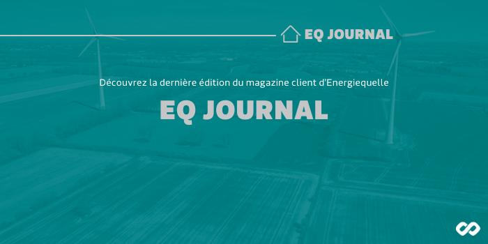 Parution d'une nouvelle édition du magazine client Energiequelle GmbH – mars 2020